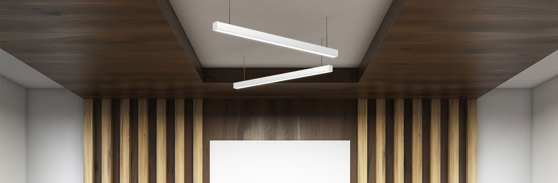 Led linear architectural